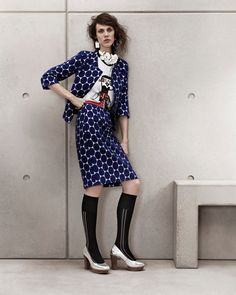 Marni for H Images: Fashion Gone Rogue
