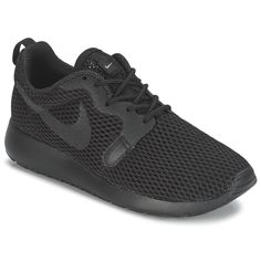 uk availability 50b90 121e7 Nike ROSHE ONE HYPEFUSE BR W Noir pas cher prix promo Baskets Femme Spartoo  109.00 €