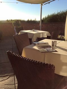 Enjoy an evening of delicious cuisine in our bistro and unwind on our patio as you enjoy the sunsets this summer!