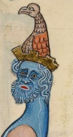 Detail from The Luttrell Psalter, British Library Add MS 42130 (medieval Medieval Life, Medieval Art, Renaissance Art, Medieval Drawings, Medieval Paintings, Medieval Manuscript, Illuminated Manuscript, Late Middle Ages, Dark Ages