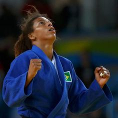 Martial Artist Rafaela Silva Wins Brazils First Gold Medal of the 2016 Olympics #Sports  Martial Artist Rafaela Silva Wins Brazils First Gold Medal of the 2016 Olympics Score one for the home team