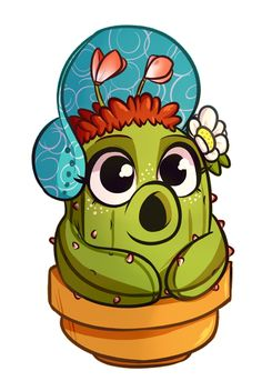 PVZ Plant Zombie, Zombie 2, Types Of Zombies, P Vs Z, Zombie Birthday, Dragon City, Bendy And The Ink Machine, Cactus, Rock Art