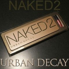 NEW NAKED2 Urban Decay Palette