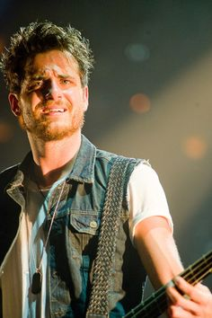 Kings Of Leon -- Jared Followhill