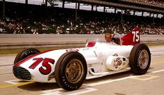 History Classic Indy roadsters: Most beautiful oval racers ever? - THE H.A.M.B.