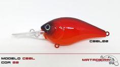 Isca Matadeira modelo cbbl02 #cbbl #cbbl02 #matadeira #fishing #blackbass #traíra #bigbass #bassmonster