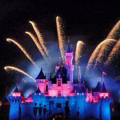 Disneyland em Anaheim, CA