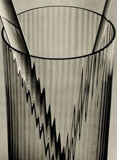 Willy Zielke(German, 1902-1989)  Glass objects  1929gelatin silver print