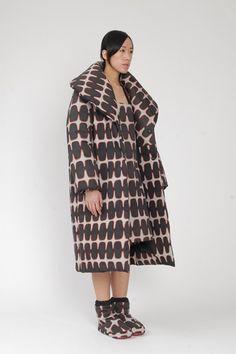 Eley Kishimoto duvet coat
