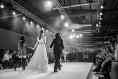 Our designers, Marianna and Fay, walking down the catwalk at NewLife Expo 2018 👑 Backstage, Catwalk, Behind The Scenes, Designers, Walking, Bridal, Concert, Model, Pictures