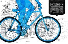 Artcrank SF, by Lifter Baron