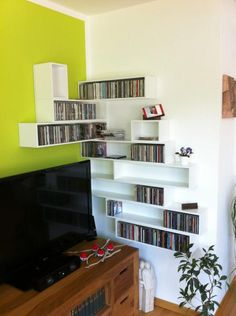 1000 images about meubles muraux on pinterest cubes murals and wall cabinets - Etagere modulable ikea ...