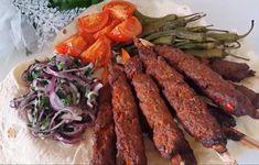 Dışarı Çıkmaya Gerek Yok Evde Adana Kebap Tarifi Matcha, Steak, Favorite Recipes, Food, Amigurumi, Essen, Steaks, Meals, Eten