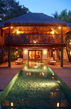 The Retreat at Soneva Fushi. Leads onto the beach. The perfect getaway. Six Senses resort in the Maldives