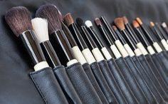 Be sure your makeup brushes aren't the cause of your acne and extend their life by deep cleansing them once a month. Your complexion (and wallet) will thank you.