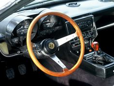 Alfa Romeo Montreal, 1970–77