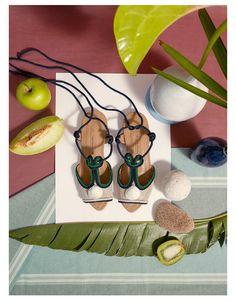 Lane Marinho/ handmade sandals