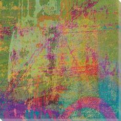 Pastelegance on Canvas