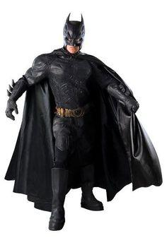 Batman Collector's Edition asu. Upea KOKOASU Batman Dark Knight elokuvasta. Yön Ritari on kaikkien rosvojen kauhu. Tuote ei ole varastotuote, joten ota yhteyttä sähköpostitse halutessasi puvun. Toimitusaika noin 30 vrk. #naamiaismaailma