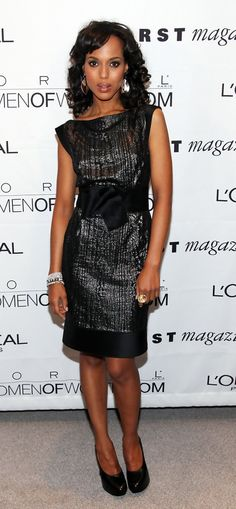 Kerry Washington Photo - 5th Annual LOreal Women of Worth Awards (2010)