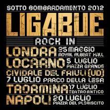 Quest'anno Ligabue varca i confini italiani con Sotto Bombardamento - Rock in 2012, cinque concerti in Europa e in Italia che si preannunciano imperdibili!   Il primo appuntamento da segnare in agenda è Rock in 2012, il concerto esclusivo che il ...