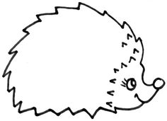 Hérisson Diy And Crafts, Crafts For Kids, Arts And Crafts, Coloring Sheets, Coloring Pages, Spanking Art, Hedgehog Craft, Pergola Garden, We R Memory Keepers