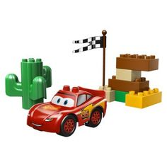 LEGO® Duplo Cars Set Lightning McQueen 5813.Opens in a new window