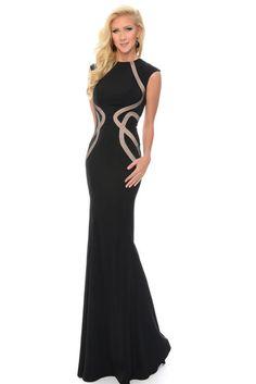 6d2d697b8112b Lux by Precious Formals Classy Prom Dresses