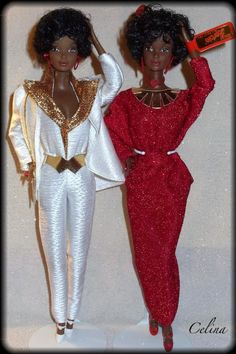 Soo wanted the repro when I saw it Barbie I, Black Barbie, Barbie World, Barbie Stuff, African American Dolls, American Women, Black Baby Dolls, Beautiful Barbie Dolls, Valley Of The Dolls