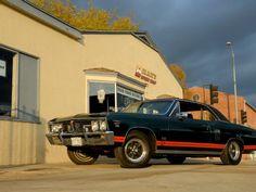 1967 Pontiac Beaumont - Canadian Supercars Got 427 Conversions Too