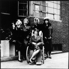 Rolling Stones in Drag photograph by Jerry Schatzberg