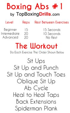 Get abs as strong as a boxer with our ab workouts for boxers. There are four ab workouts for you to add to your boxing workouts. Rugby Workout, Boxer Workout, Boxer Abs, Boxing Drills, Boxing Circuit, Boxing Boxing, Lose Belly Fat Quick, Effective Ab Workouts, How To Get Abs