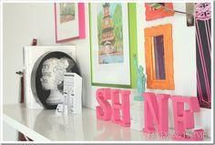 Decorating Ideas: Tween Girl Bedroom - Finding Home