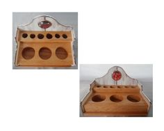 Wood and Stained glass vape box  - at Jitter Beans in Mineral Wells, Texas