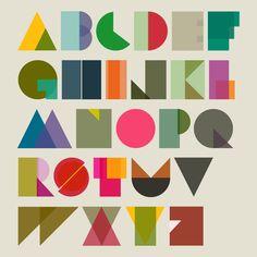 Creative&Live - Tim Fishlock - Alphabets