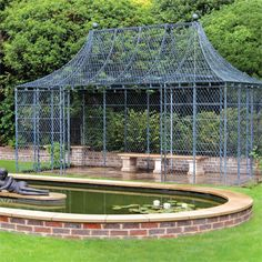 Large Metal Gazebos - Luxury Gazebos on Pinterest | Gazebo, Somerset ...