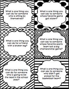 Empathy essay based on situationship