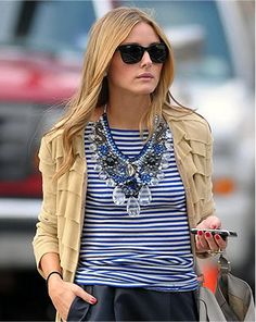 Awesome, chunky necklace