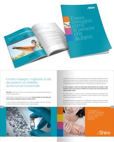 Corporate Brochure Designs 25 Inspiring Examples | Design | Graphic Design Junction
