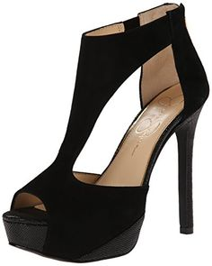 Jessica Simpson Women's Carideo Platform Pump Price: $54.96 - $114.99