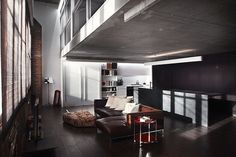 Industrial-Styled Apartments In Sydney