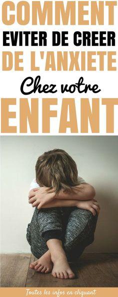 L'enfance est une période difficile. Grandir et s'adapter aux exigences que la vie vous lance n'est pas toujours facile. Que disent les recherches à propos de l'anxiété chez l'enfant ? Des études suggèrent que jusqu'à un enfant sur quatre développe des inquiétudes au point de le perturber durant son développement. Ces inquiétudes peuvent être intenses et incontrôlables. Les inquiétudes des jeunes enfants proviennent habituellement de choses qu'ils ont vécues.... #anxiété #enfant #parents…