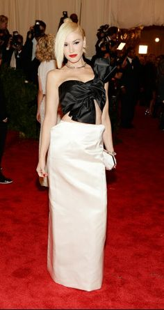 Little Bow Pretty......The Met Gala Red Carpet