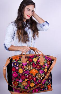 nena and co. guatamalan bags
