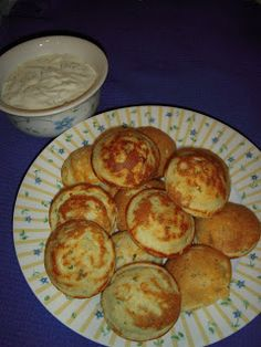 For about a year, my had been wanting chicken balls for dinner. She created this idea that you could form chicken into balls and. Roast Recipes, Gourmet Recipes, Healthy Recipes, Chicken Recipes, Aebleskiver Recipe, Chicken Balls, Danish Food, Eat Smart, Rotisserie Chicken
