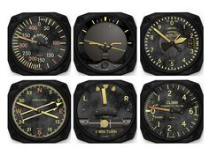 The Trintec vintage aviation coaster instrument sets are made to simulate as closely as possible a primary flight instrument. Trintec coasters are made with a tough polystyrene frame and a black rubber anti-skid base. Sold in sets of Piper J3 Cub, Vintage Trends, Vintage Designs, Vintage Ideas, Vintage Photos, Vintage Airplanes, Vintage Cars, Funny Vintage, Vintage Stuff