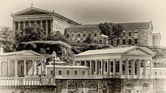 Philadelphia Museum of Art/Waterworks