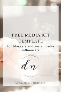What is a media kit? Having a media kit is essentially a resume for you, your blog and your social platforms. As a blogger, if you are serious about working with brands you will want…