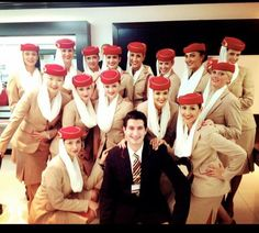 This picture was taken at my training. The first experience I had with Emirates with at the Emirates Cabin Crew Open Day. After that comes the Assessment Day, then the Final Interview. After that, you get to meet lovely people like my batch 2118!