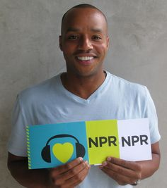 """You can never call actor Donald Faison """"Clueless"""" - he listens to and loves NPR! (July 2012)"""